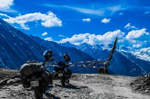Dream Come True Moment: Mighty Himalayas