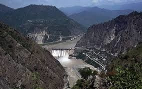 Educational trip to himachal beautiful DAM(Nathpa Jhakri Dam)