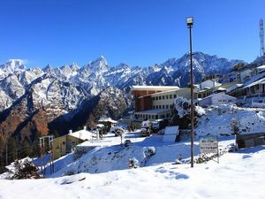 Auli: Experiences the Blissful Himalayas
