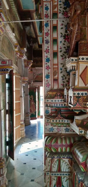 Bhandasar Jain Temple: Constructed with ghee