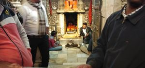 Karni Mata temple: Home of20,000 black rats