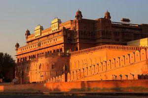 Junagarh Fort:Bikaner Mighty Fort