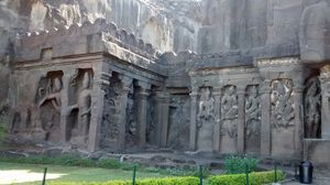Solo show: My first to Ajanta and Ellora caves