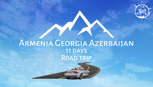 Blog: Road Trip uncovering the cities & hills of Armenia - Georgia - Azerbaijan