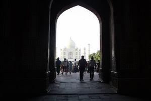Ladakh- My dream destination via Taj Mahal