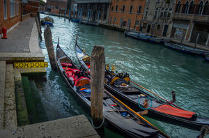Venice or Venezia - City of Canals, Romance and Pizza