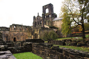 Kirkstall Abbey ruins - A peep into the life of Cisterian monks