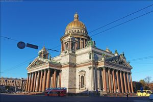 One visa free day at St. Petersburg: Part I