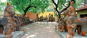 National Handicrafts & Handlooms Museum 1/undefined by Tripoto