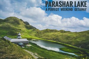 Playing Cricket at 9000 ft: Parashar Lake - A hidden treasure in Himachal