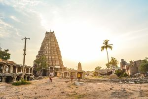 Land of ruins and boulders: Hampi, Karnataka - In pictures