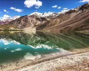 Chandratal Lake-Heaven on Earth!