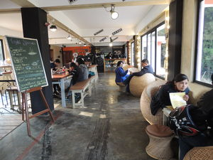 PhotoBlog-Cafe ML05 at Shillong!