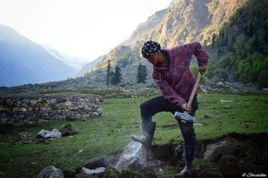 The Bhabha Pass Trek @ Kinnaur-is in demand by the trekkers!