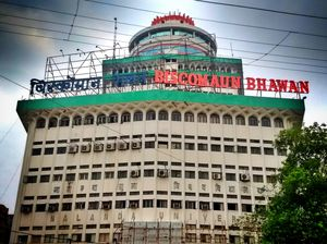 The Central Famous Building of Patna!