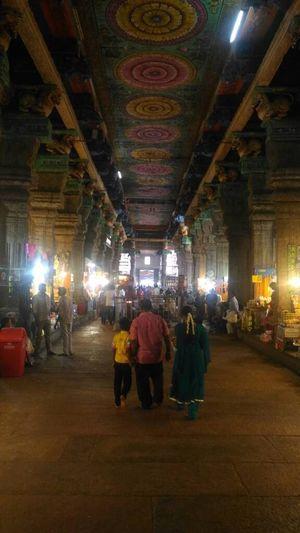 Rameshwaram Temple in Tamil Nadu- The Famous Hindu Mythological place!