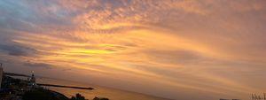 The Kanyakumari sunrise view point!