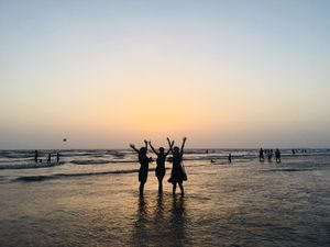 Nagaon Beach is the best gateaway from Mumbai!