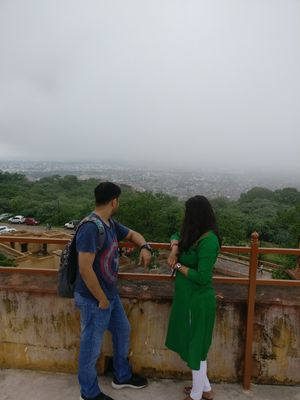 My long awaited trip to pink city