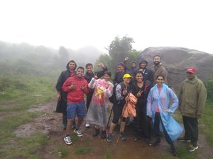 One day mansoon trek to Tadianamol