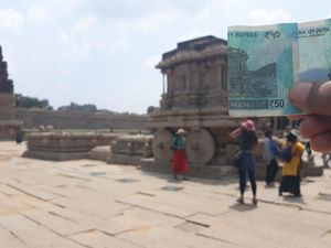 3 days trip to heritage of Hampi