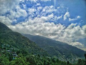 This time Dharamkot not Dharamsala