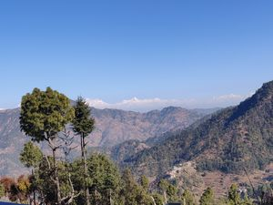 An affair with the Kumaoni mountains...