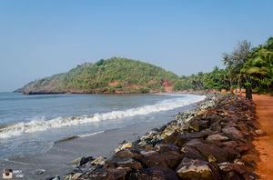 Good Vibes happen on the Tides #gokarnainphotos