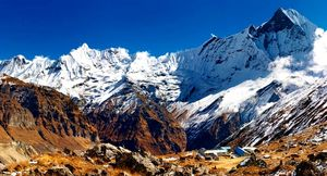 Annapurna Base Camp 1/4 by Tripoto