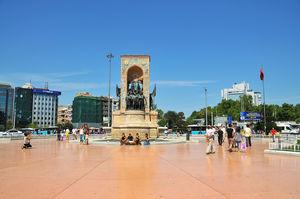 Taksim Square 1/7 by Tripoto
