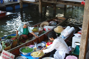 Taling Chan Floating Market Taling Chan Thailand 1/undefined by Tripoto