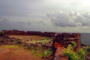 The unmissable Chapora aka 'Dil Chahta Hai' Fort