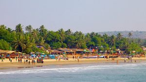 5 beach marathon in Goa