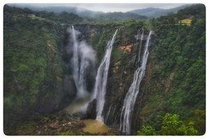 Impromptu trip to Jog falls! #photoblog