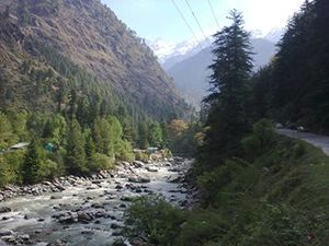 I was a travel virgin before travelling solo to Kasol in Himachal