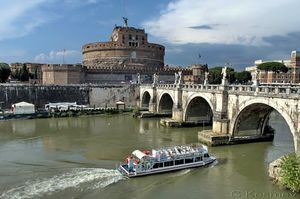 Castel Sant'Angelo 1/undefined by Tripoto