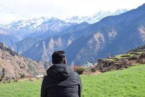 Of Mountains and Meadows - The Dayara Bugyal Trek - A Photo Journey