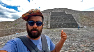 I never knew about Mexican pyramids