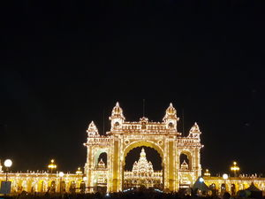 A Trip to The Exotic Mysore Dusshera