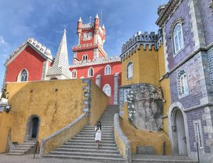 Pena Palace 1/undefined by Tripoto