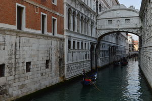 Venice, in a day and a half.