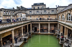 The Roman Baths 1/2 by Tripoto