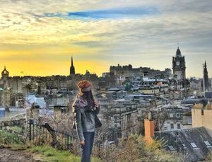 AN INSTAGRAM TOUR OF EDINBURGH :)