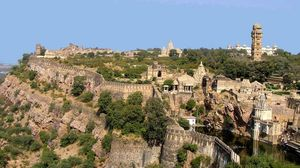 Symbol of Power and Royalty- Chittor Fort- Chittorgarh!!