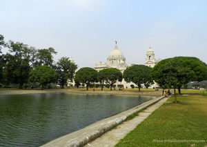 Victoria Memorial Hall - Kolkata Walking Tour
