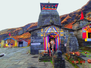 Journey To The Highest Shiv Temple in The World
