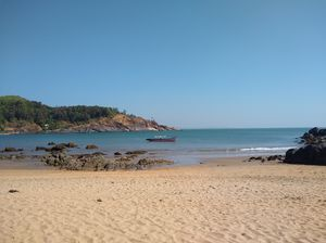 "A laid back Retreet: Solitude, Hike & Tranquility thats what sums up ""GOKARNA"""