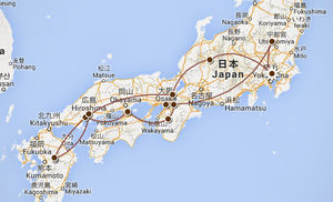 Japan in 3 Weeks - Travelettes Itinerary