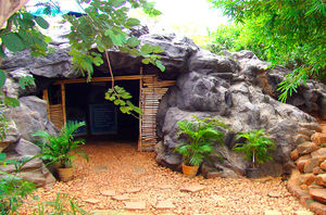 The Guhantara Resort In A Cave Is Just An Hour Away From Bangalore And The Perfect Weekend Getaway!