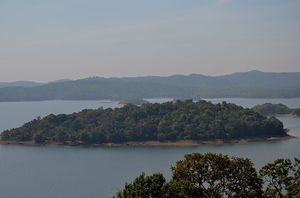 Karnataka's Golden Lake Is Only 7 Hours From Bangalore And A Perfect Place For Adventure Lovers